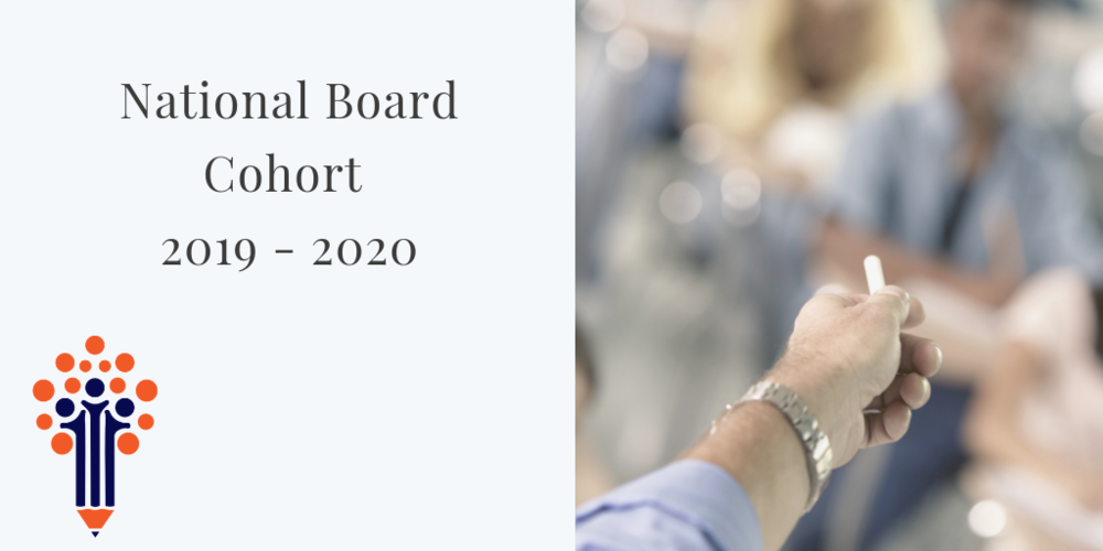 National Board Cohort 2019 - 2020