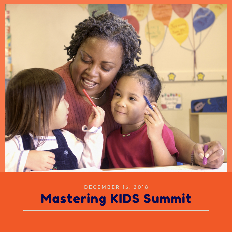 Mastering KIDS Summit on Dec. 13 in Springfield