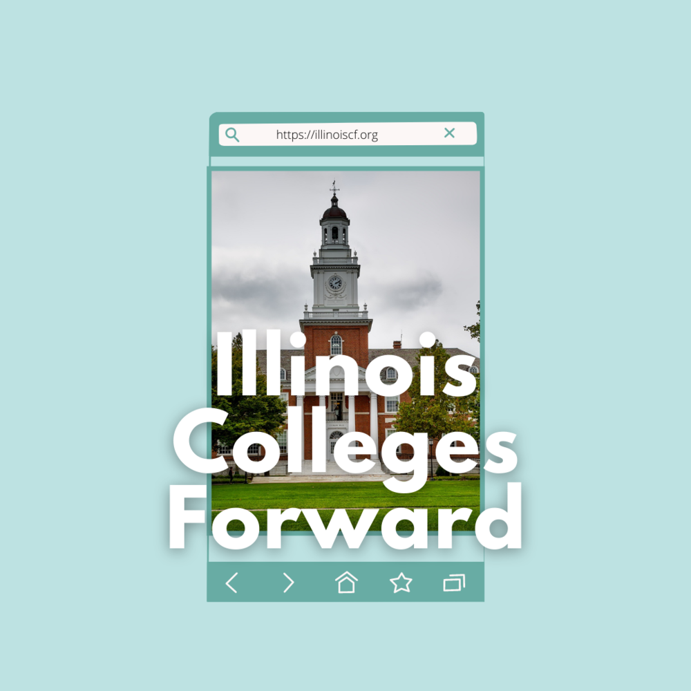 Illinois College Forward Online Hub