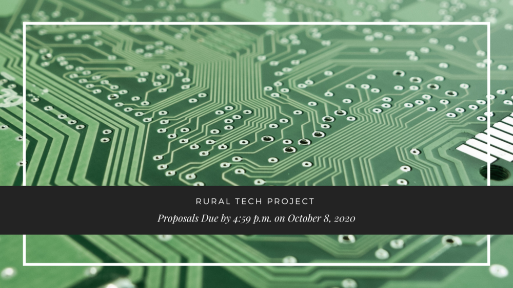 Rural Tech Project Information
