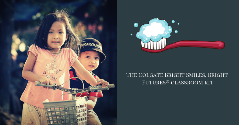 Colgate Bright Smiles, Bright Futures® classroom kit
