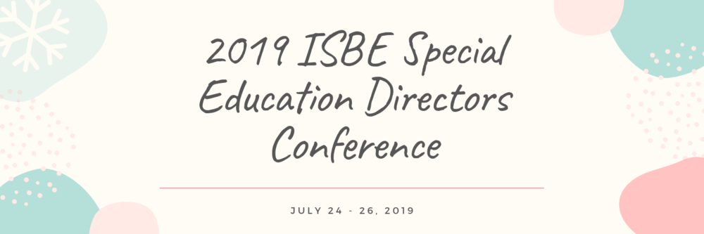Upcoming Special Education Directors Conference
