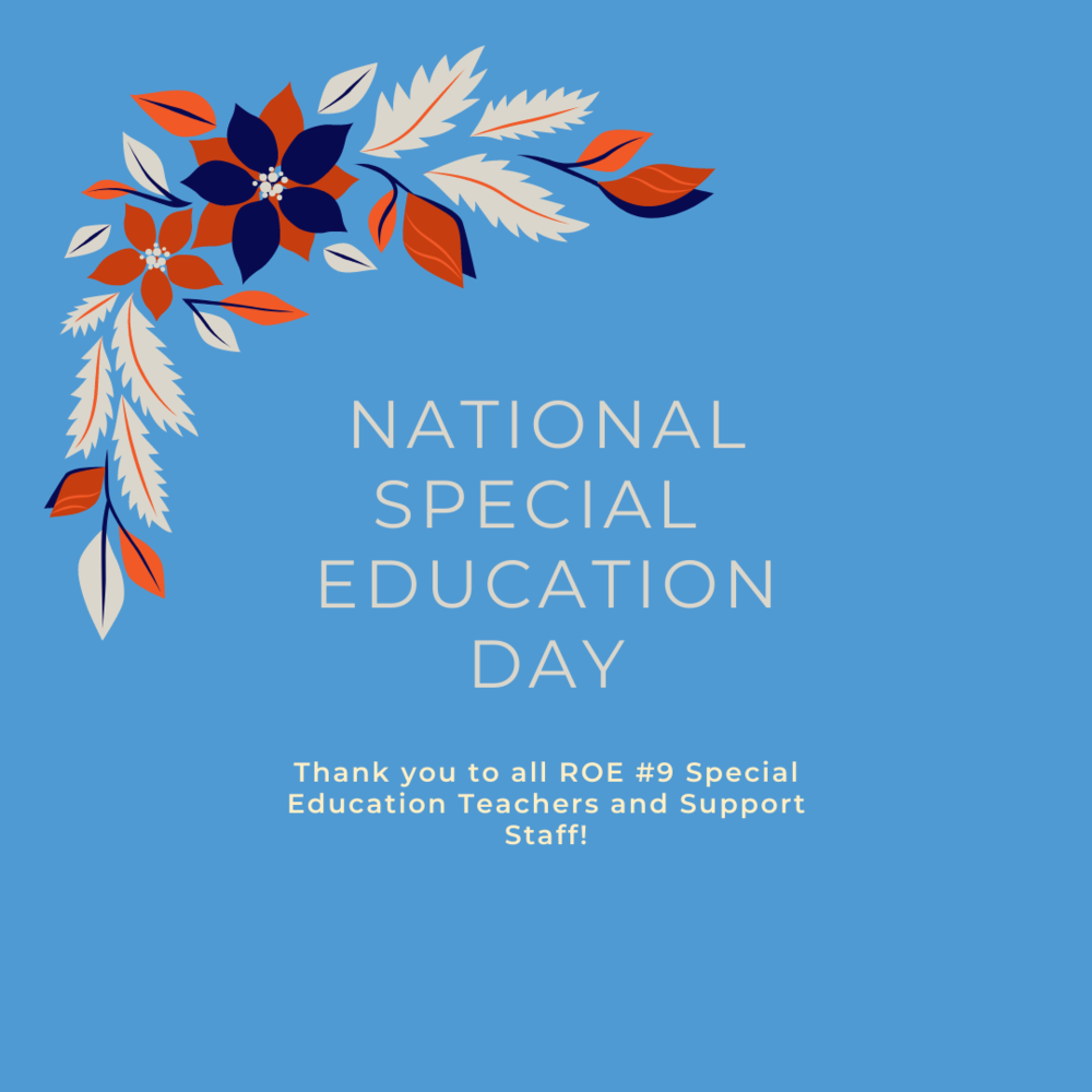 National Special Education Day