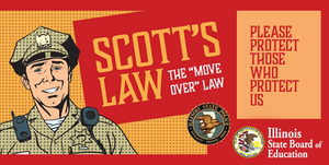 "Scott's Law: The ""Move Over"" Law"