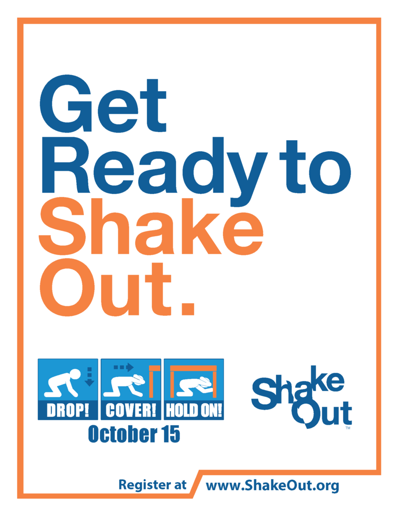 Get Ready to Shake Out Image