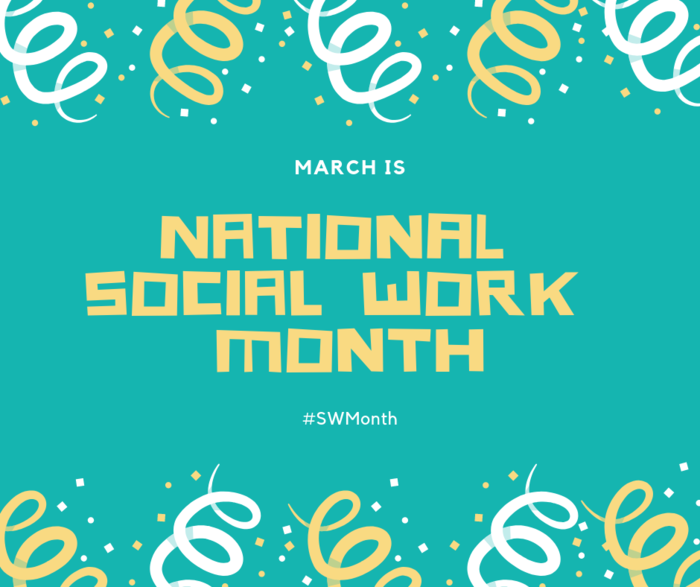 Social Work Month image