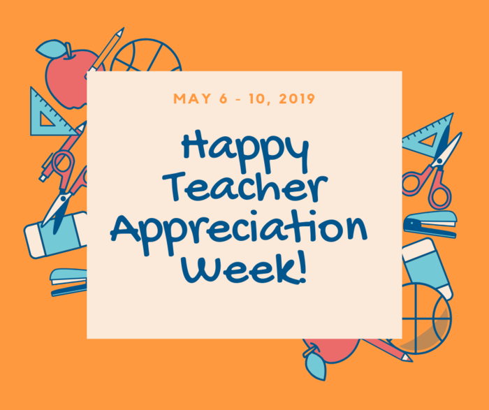 Teacher Appreciation Week Image
