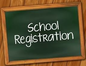 School Registration 2019-2020