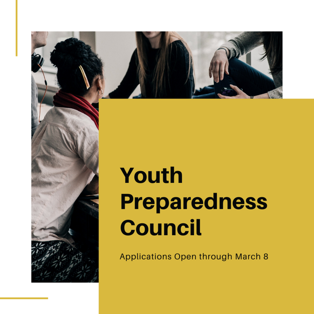 Youth Preparedness Council Image